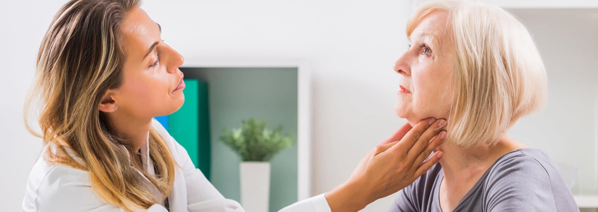 Nadczynność i niedoczynność tarczycy — badania i dieta