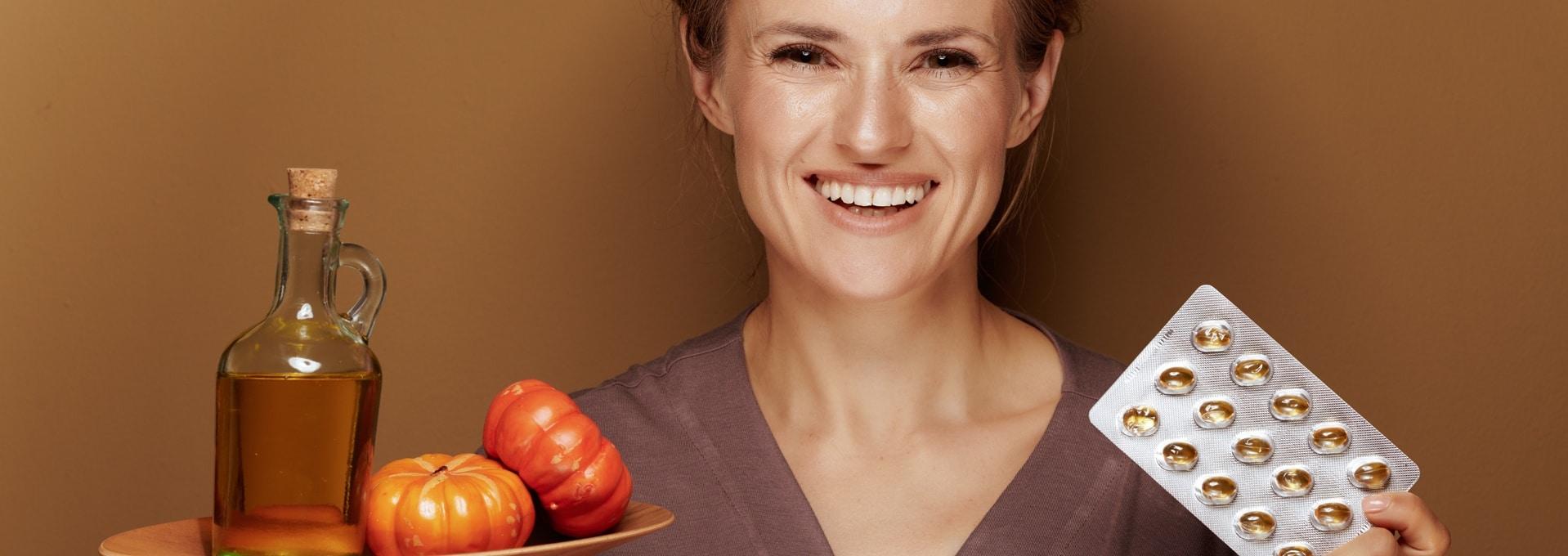 Co jeść zimą i jesienią? Lista witamin i ich źródła