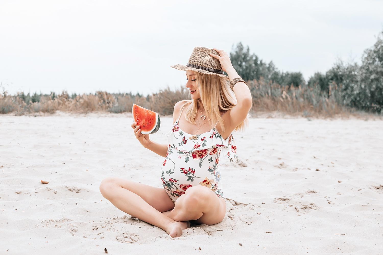 Ciąża w lecie – jak poradzić sobie z wysoką temperaturą?