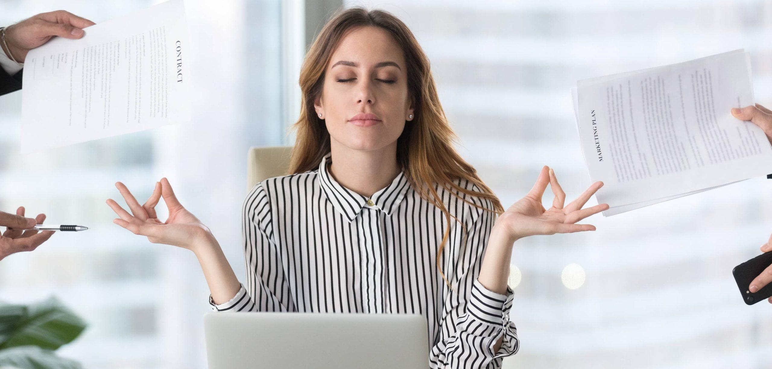Jak poradzić sobie ze stresem? 5 sprawdzonych sposobów!