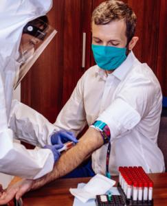 Koronawirus SARS-CoV-2, przeciwciała neutralizujące anty-S, ilościowo
